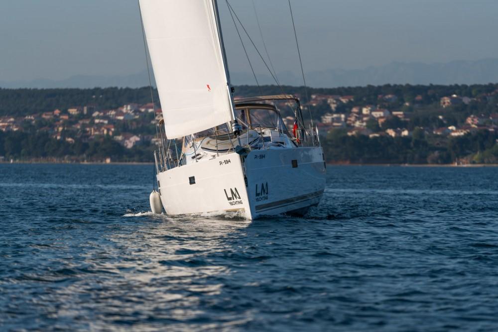 noleggio Barca a vela Croazia - Elan Impression 50