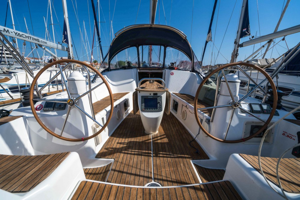 Noleggio yacht  - Jeanneau Sun Odyssey 42i su SamBoat