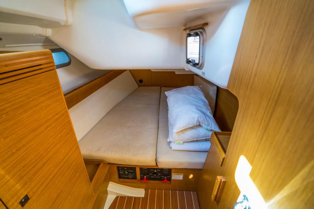 Noleggio barche Jeanneau Sun Odyssey 42i  su Samboat