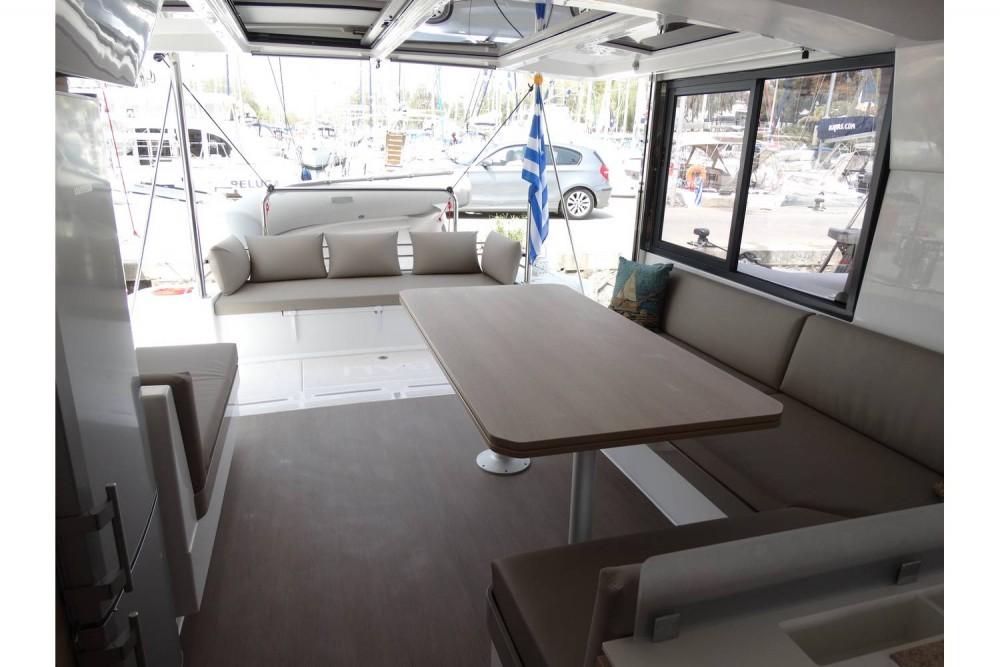 Noleggio Catamarano con o senza skipper Catana Leucade