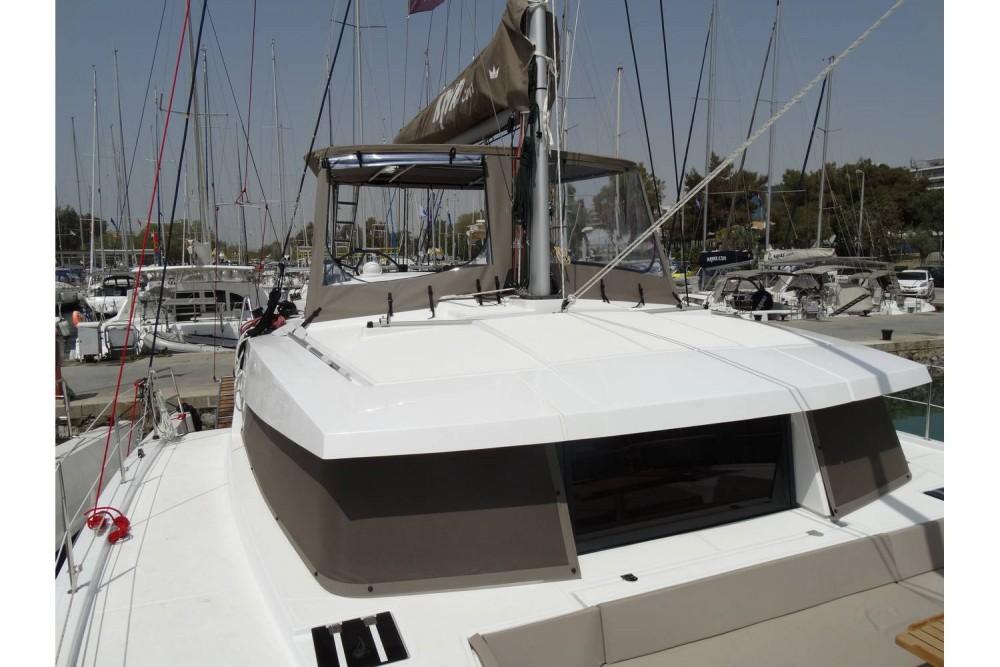 noleggio Catamarano Leucade - Catana Bali 4.1 - 4 + 2 cab.