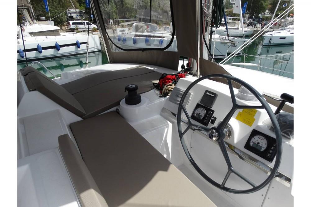 Noleggio yacht Leucade - Catana Bali 4.1 - 4 + 2 cab. su SamBoat