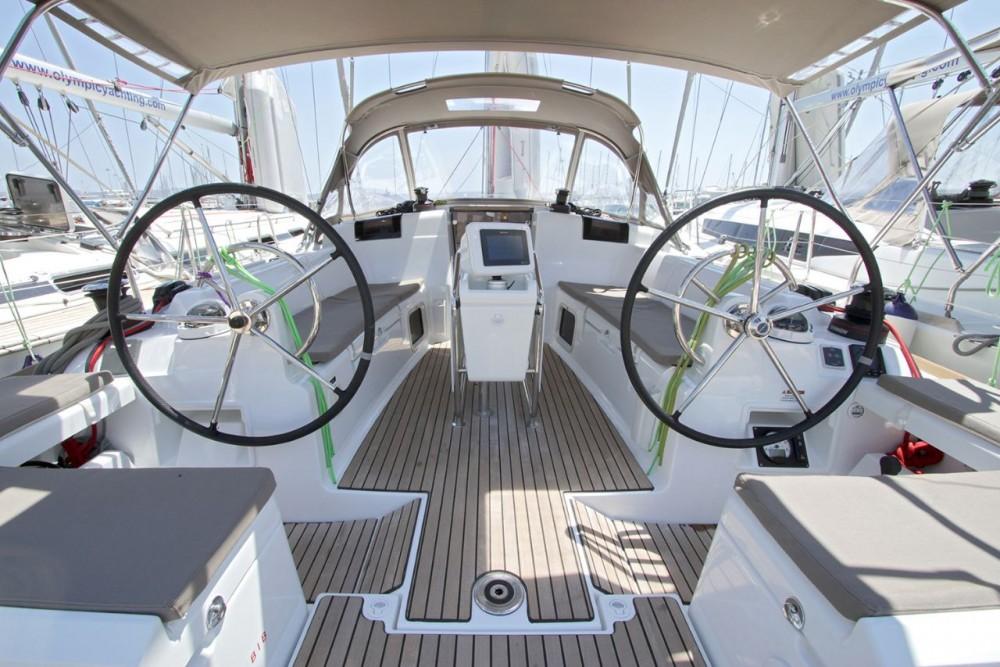 Noleggio yacht South Aegean - Jeanneau Sun Odyssey 419 su SamBoat