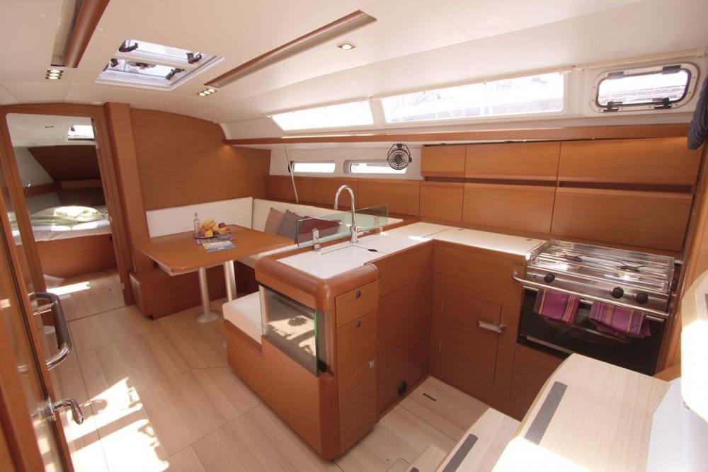noleggio Barca a vela South Aegean - Jeanneau Sun Odyssey 419