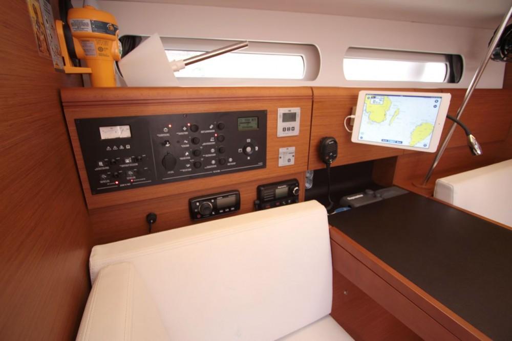 Noleggiare un'Jeanneau Sun Odyssey 419 South Aegean
