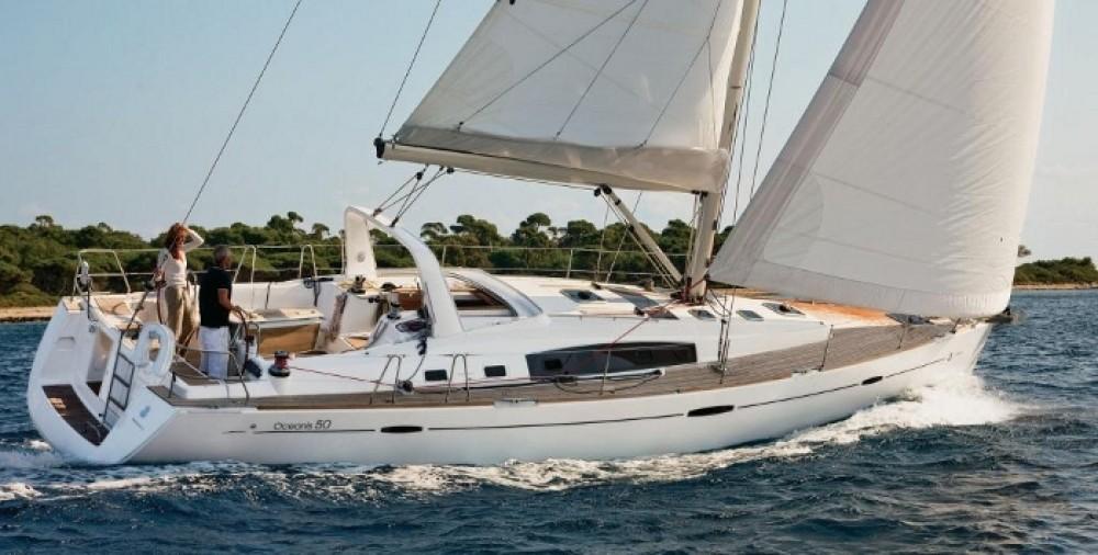 noleggio Barca a vela Peloponnese - Bénéteau Oceanis 50