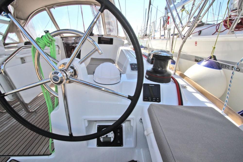 Barca a vela a noleggio South Aegean al miglior prezzo