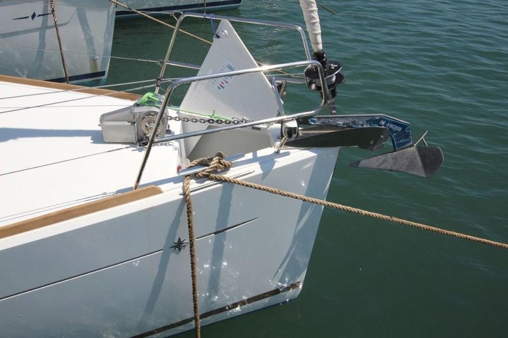 Noleggio barche South Aegean economico Sun Odyssey 449