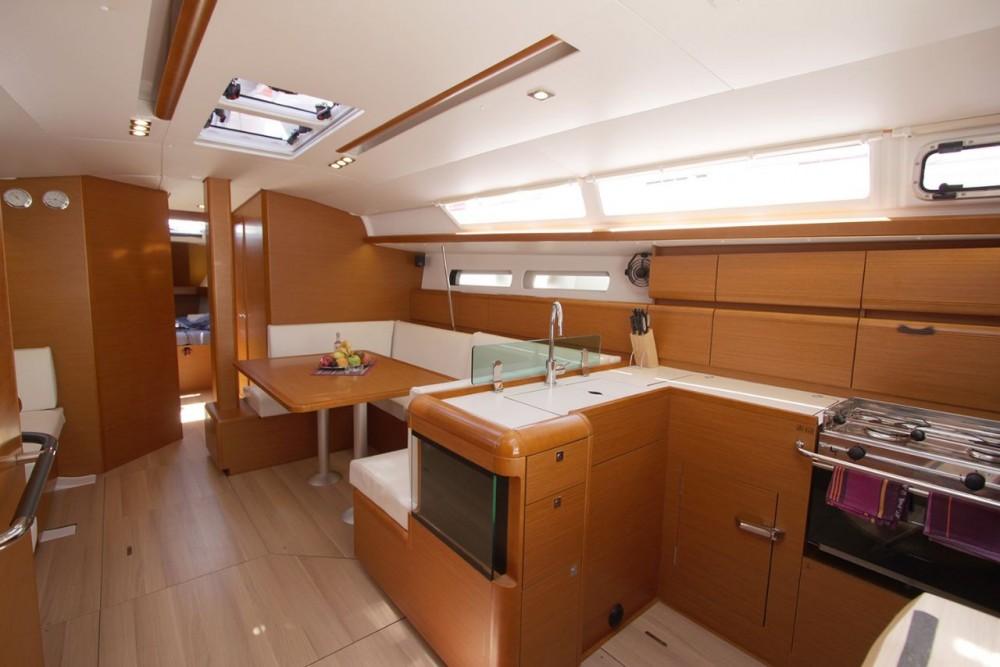 Noleggio Barca a vela con o senza skipper Jeanneau South Aegean