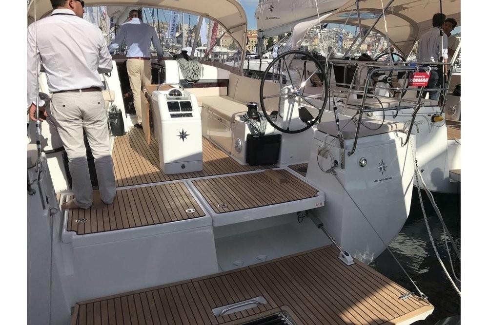 Noleggio barche Peloponnese economico Sun Odyssey 440