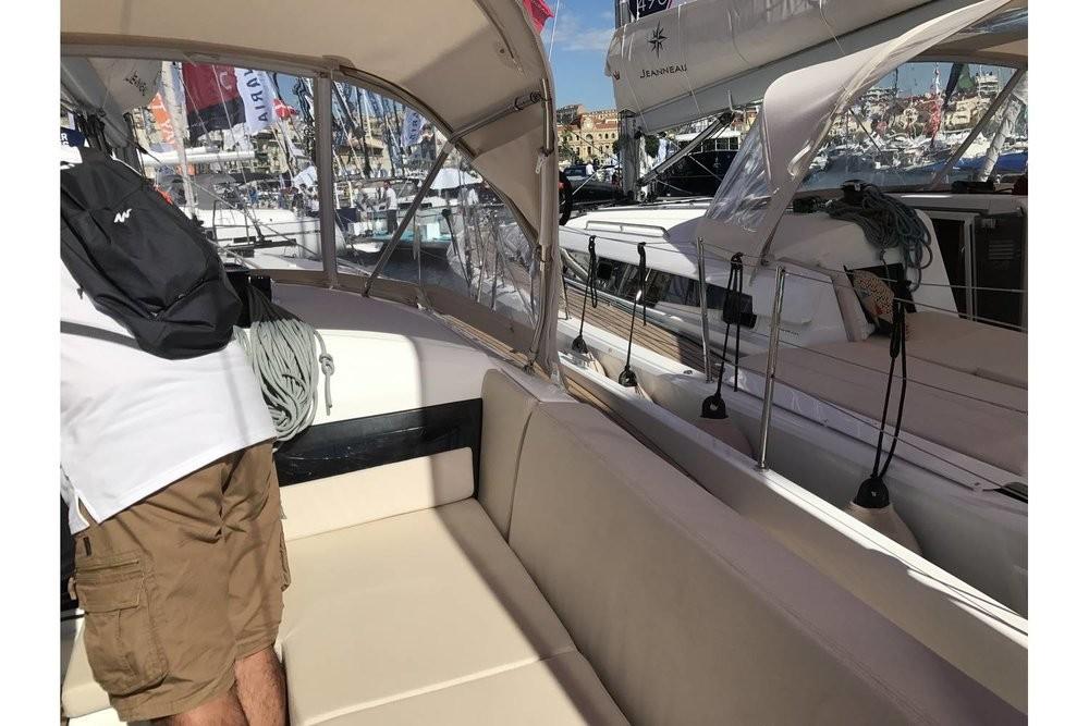 Noleggio barche Jeanneau Sun Odyssey 440 Peloponnese su Samboat