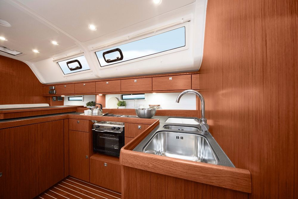 noleggio Barca a vela Seget Donji - Bavaria Cruiser 51