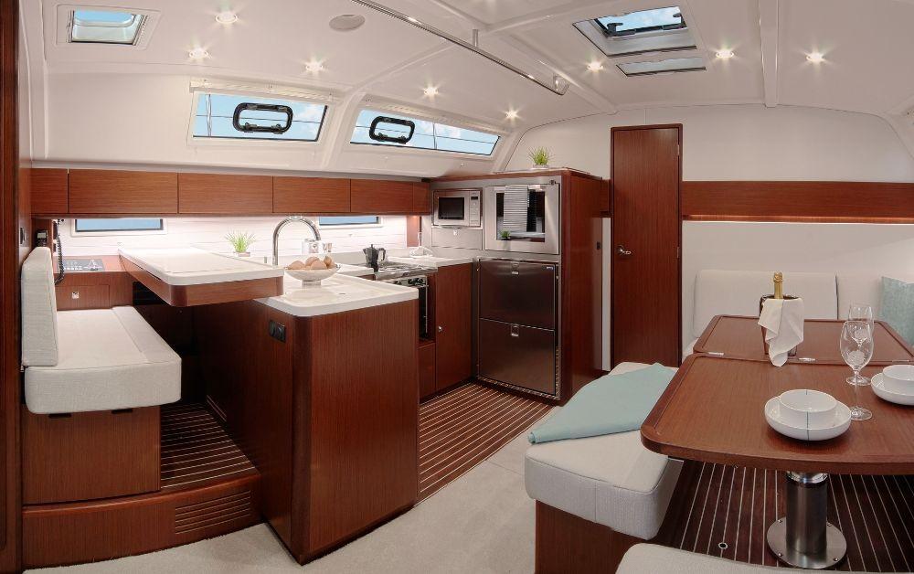 Noleggio barche Seget Donji economico Cruiser 51