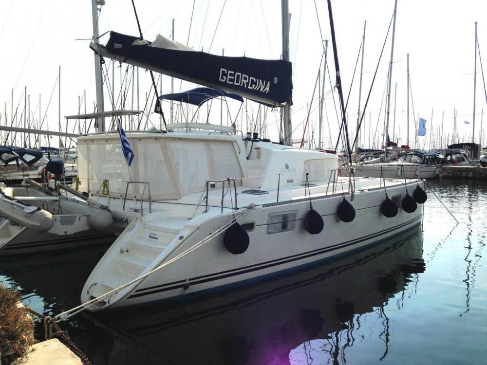 Lagoon Lagoon 440 tra personale e professionale Peloponneso