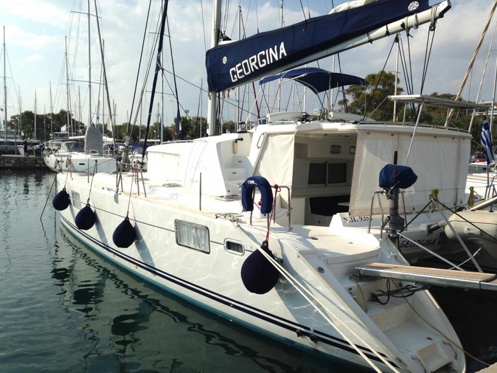 Catamarano a noleggio Peloponneso al miglior prezzo