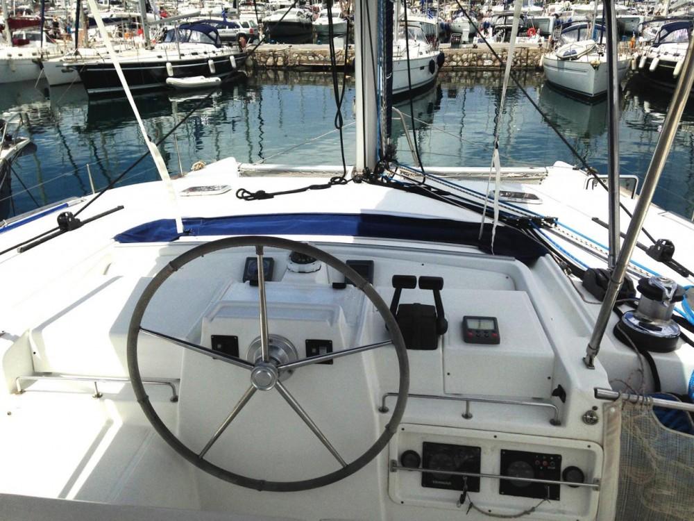 Noleggio barche Lagoon Lagoon 440 Peloponneso su Samboat