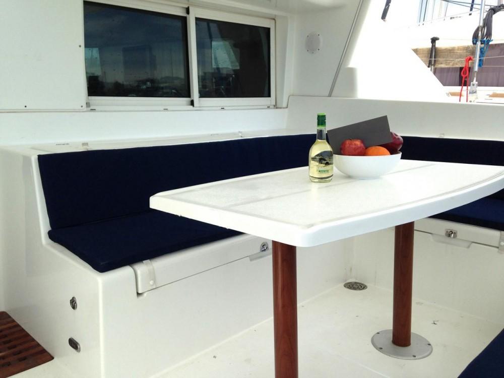 Noleggio Catamarano con o senza skipper Lagoon Peloponneso