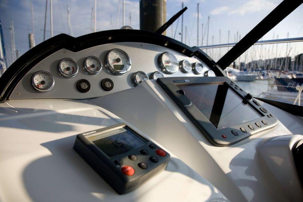 noleggio Barca a motore  - Bénéteau Antares 36