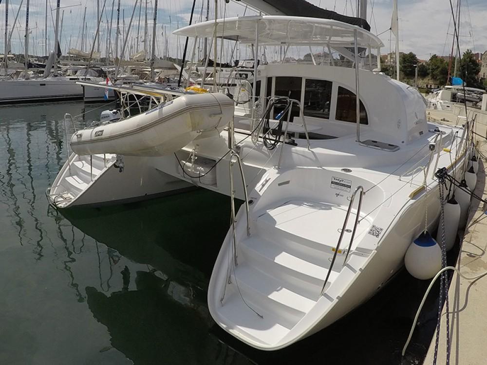 Noleggio yacht Sebenico - Lagoon Lagoon 380 su SamBoat