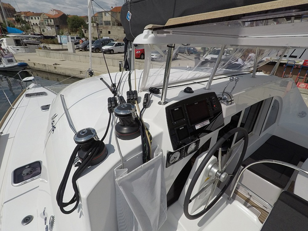 noleggio Catamarano Sebenico - Lagoon Lagoon 380