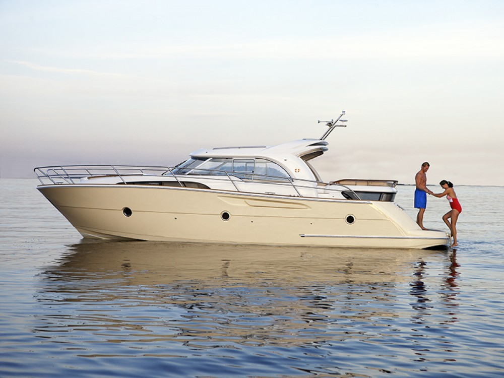 Noleggio barche Sebenico economico Marex 370 ACC