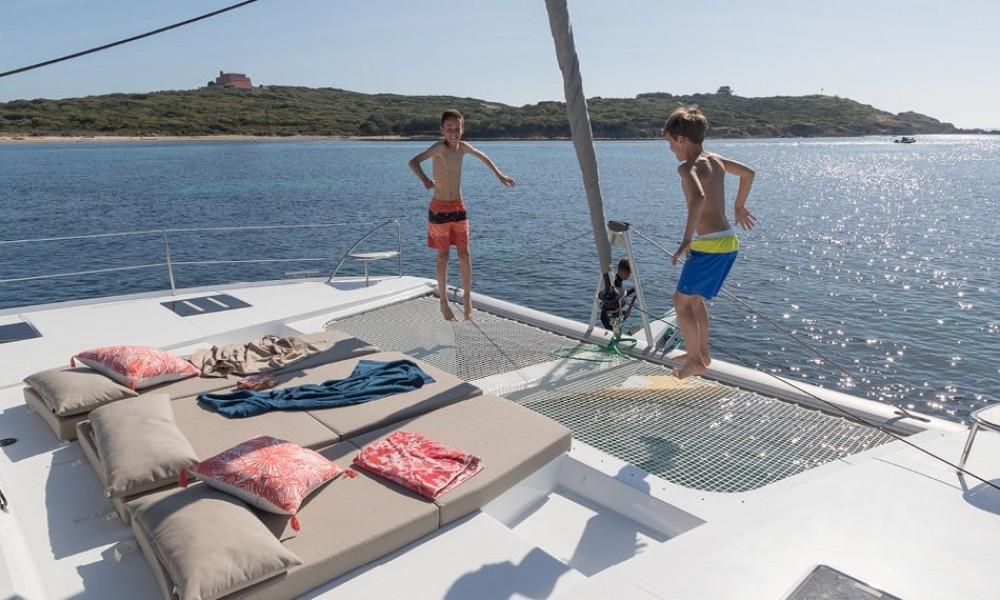 Noleggio barche Peloponneso economico Saona 47