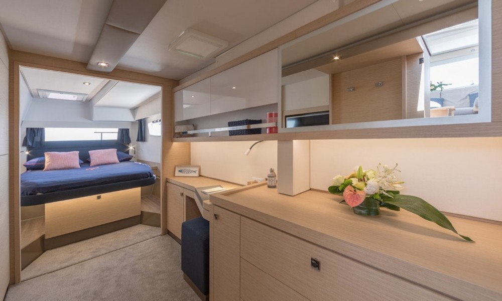 Noleggio yacht Peloponneso - Fountaine Pajot Saona 47 su SamBoat