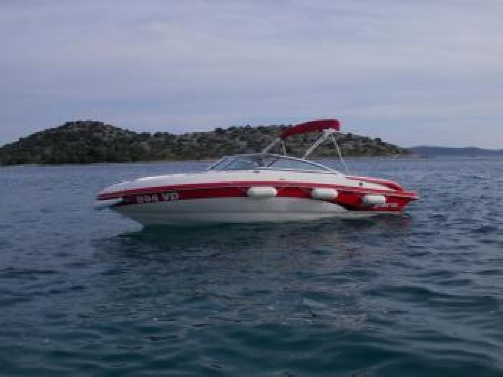 noleggio Barca a motore Tribunj - Bryant-Boats Bryant 210 Bowrider