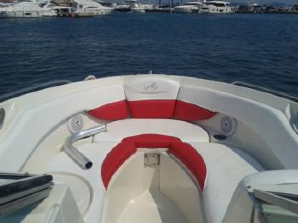noleggio Barca a motore Tribunj - Monterey Monterey 248 LS