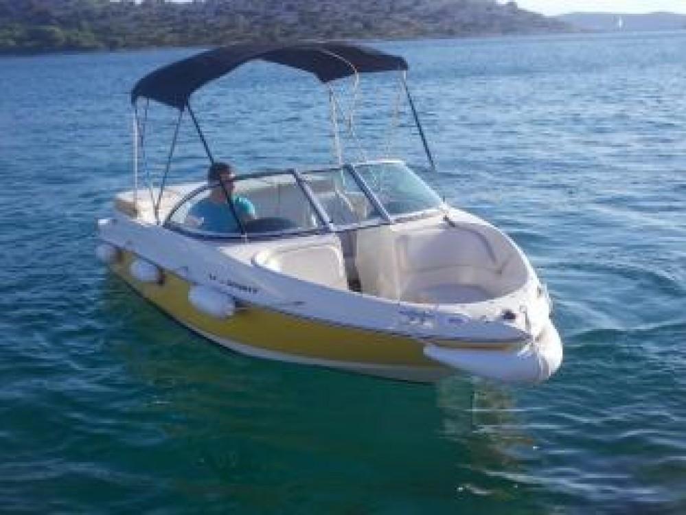Sea-Ray-Boats Sea Ray 175 Sport tra personale e professionale Tribunj