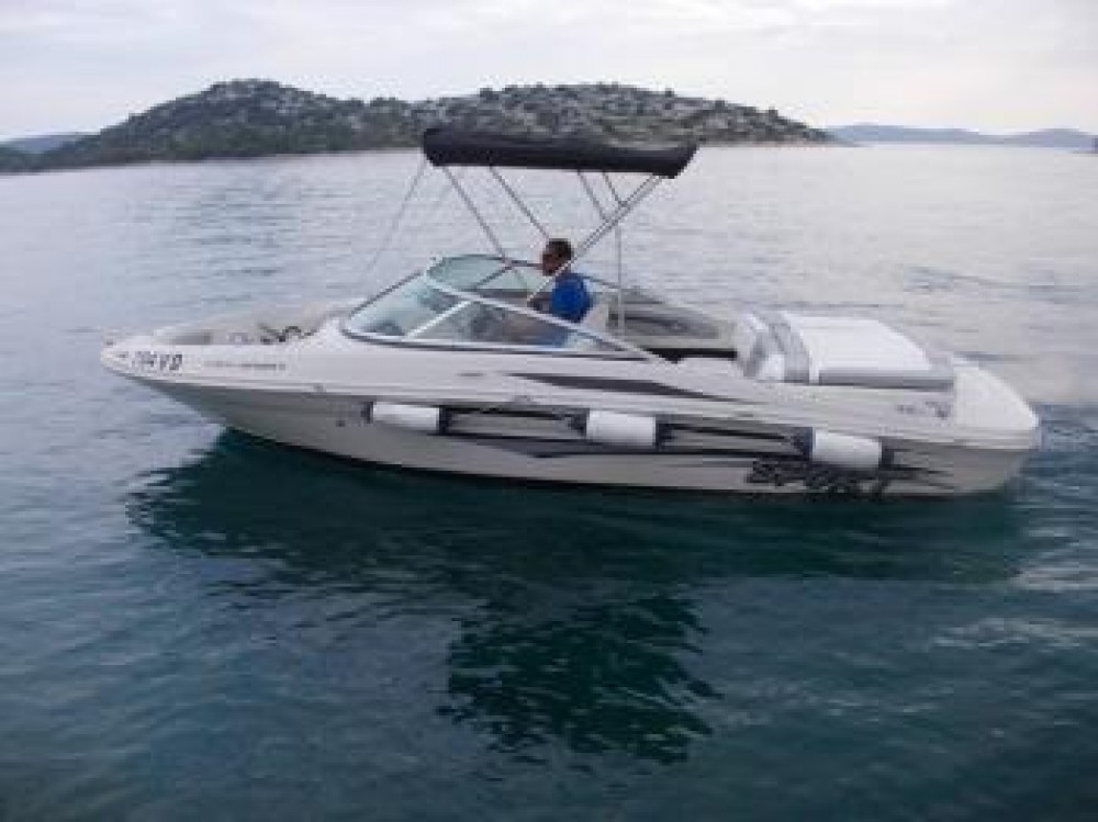 Noleggiare un'Sea-Ray-Boats Sea Ray 205 Sport  Tribunj
