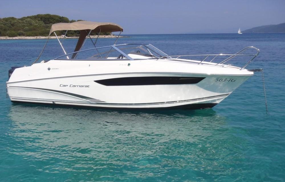 Noleggio yacht Traù - Jeanneau Cap Camarat 7.5 DC su SamBoat
