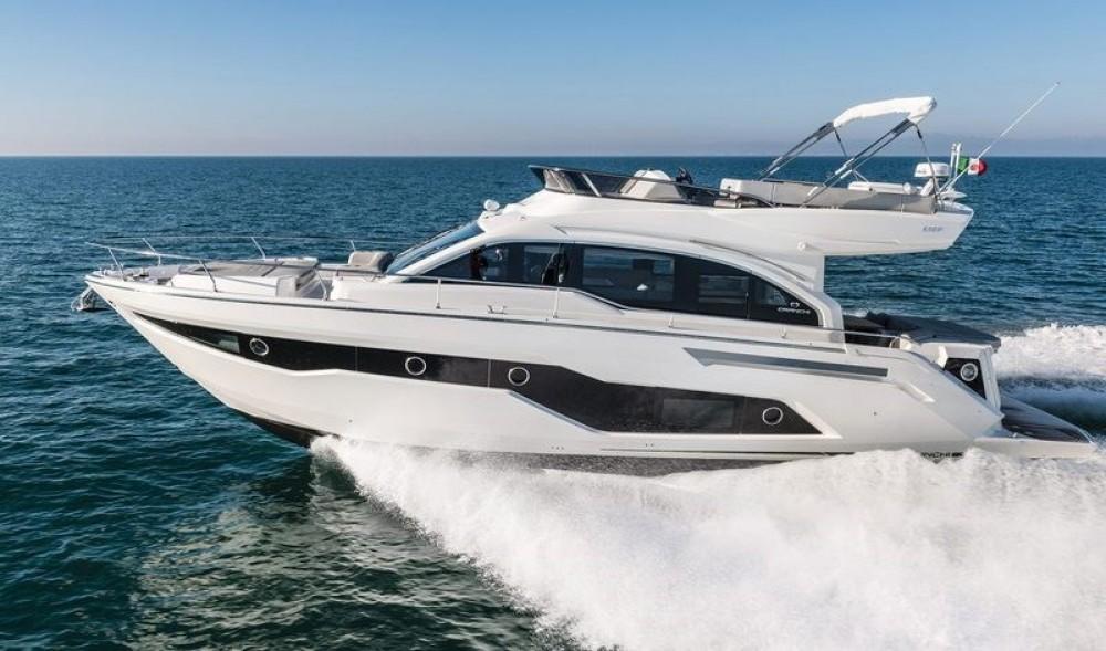 noleggio Barca a motore Spalato - Cranchi E 52 F
