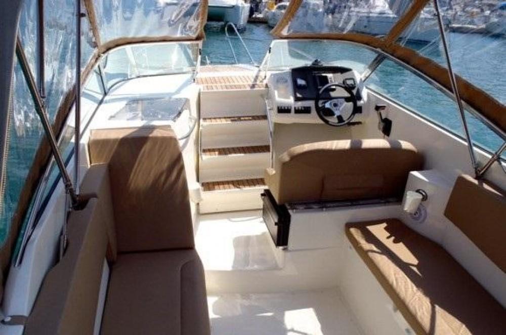 Noleggio barche Traù economico Cap Camarat 7.5 DC