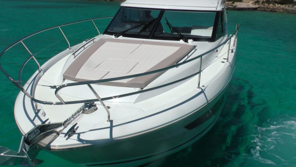 noleggio Barca a motore  - Jeanneau Leader 36 Open