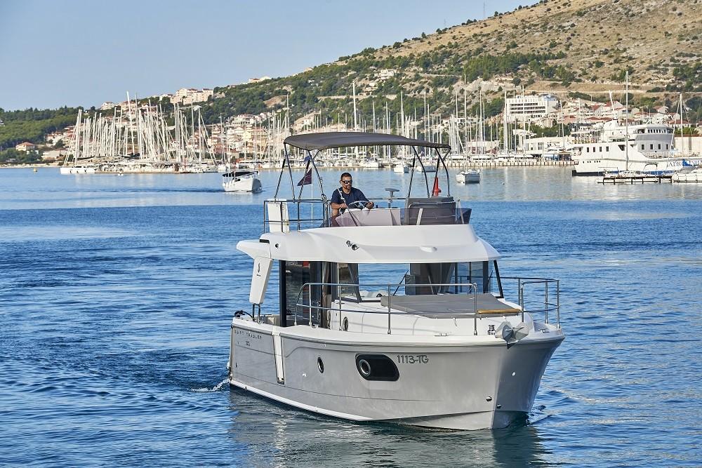 Noleggio yacht Traù - Bénéteau Swift Trawler 30 su SamBoat