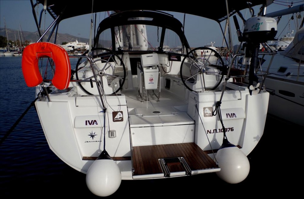 noleggio Barca a vela Corfu - Jeanneau Sun Odyssey 439
