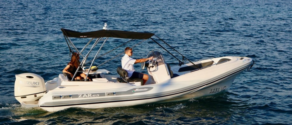 Noleggio yacht  - Zar-Formenti-Srl ZAR 65 CL su SamBoat