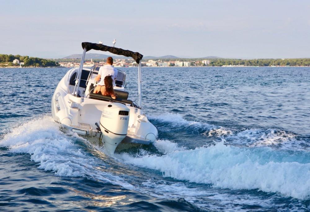 Noleggio barche Zar-Formenti-Srl ZAR 65 CL  su Samboat