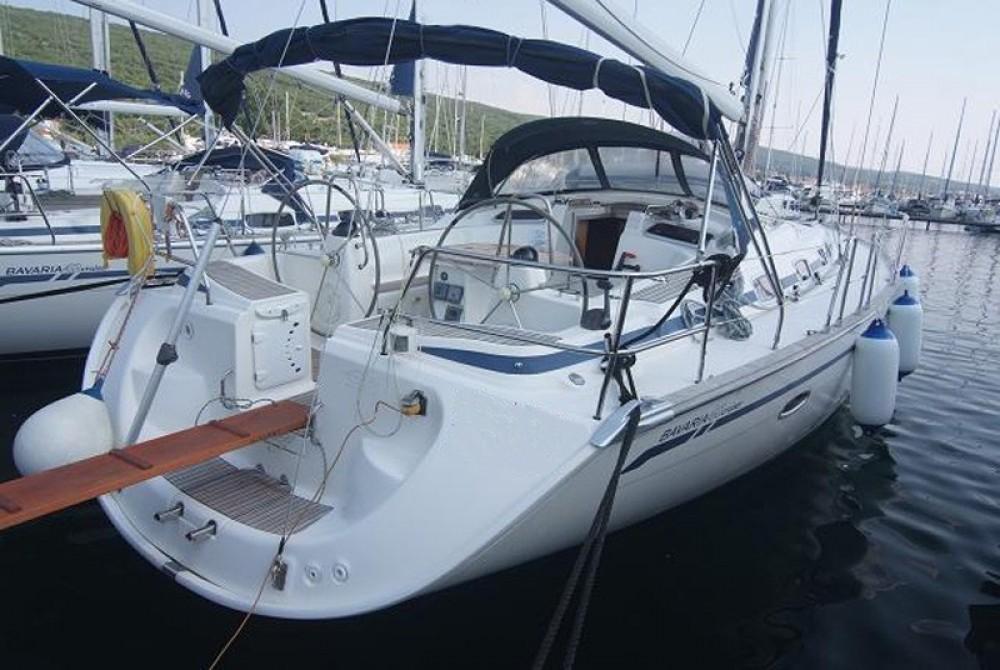 Noleggio Barca a vela con o senza skipper Bavaria Corfù