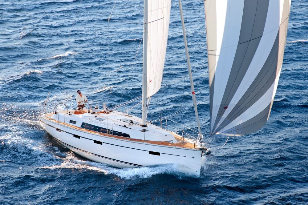 noleggio Barca a vela Korfu - Bavaria Cruiser 41
