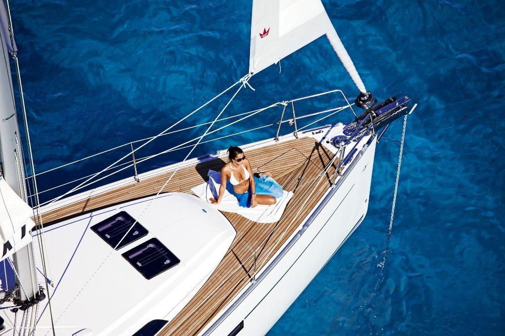 Noleggio barche Corfù economico Cruiser 46