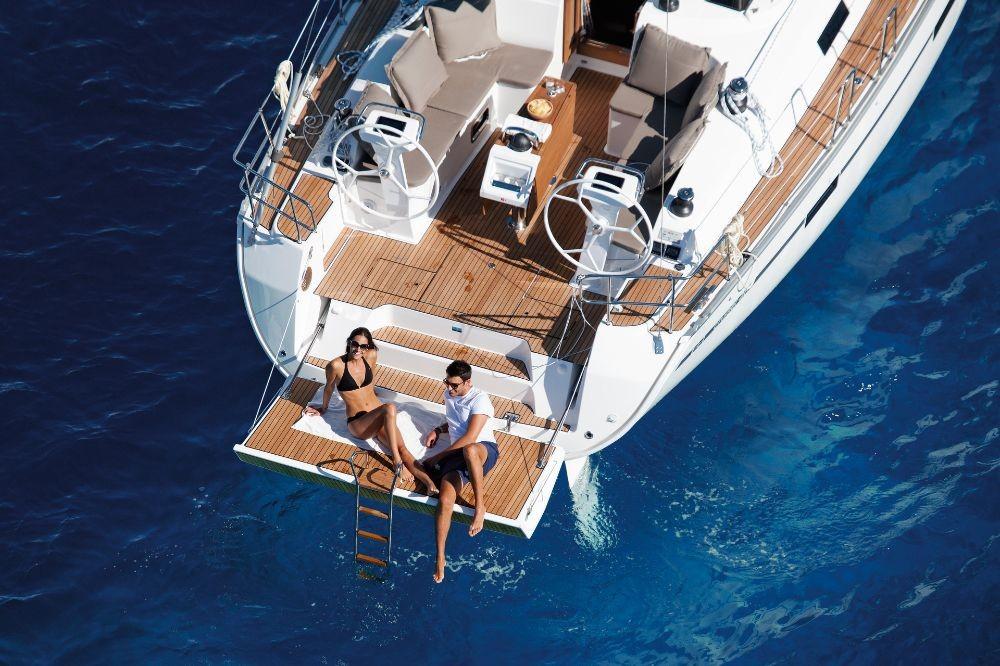 Bavaria Cruiser 46 tra personale e professionale Corfù