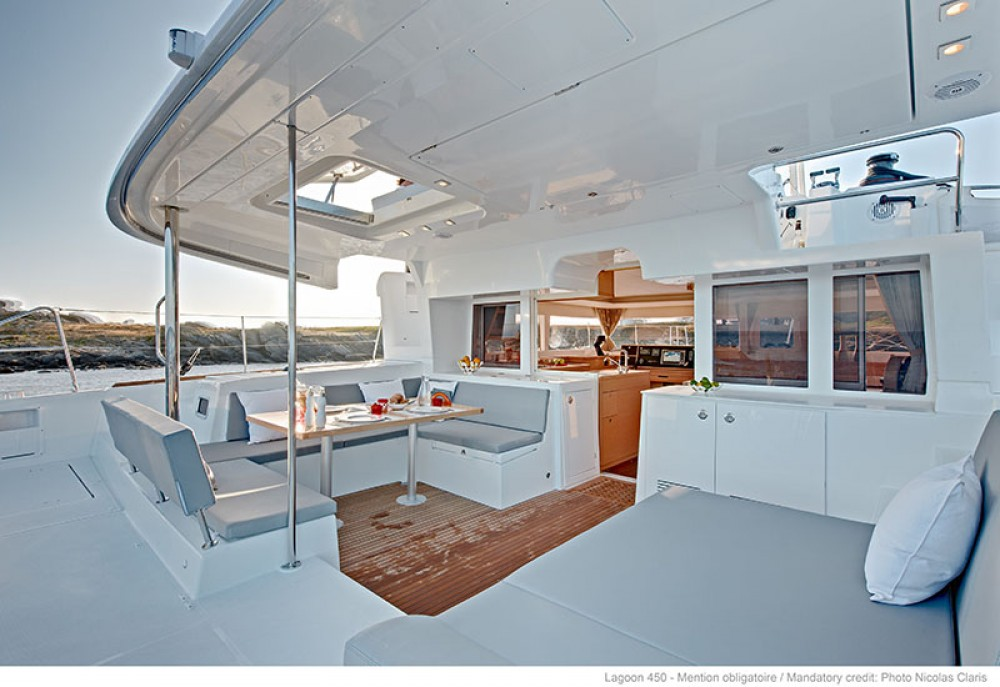 Noleggio Catamarano con o senza skipper Lagoon Peloponnese