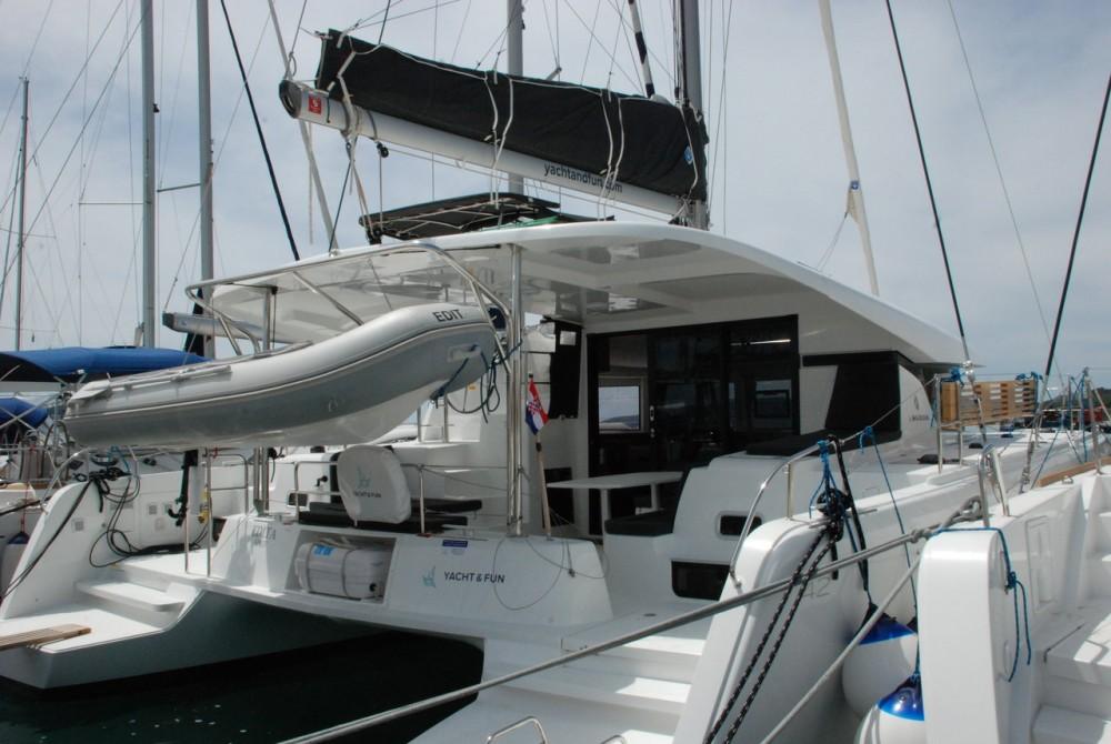 noleggio Catamarano  - Lagoon Lagoon 42