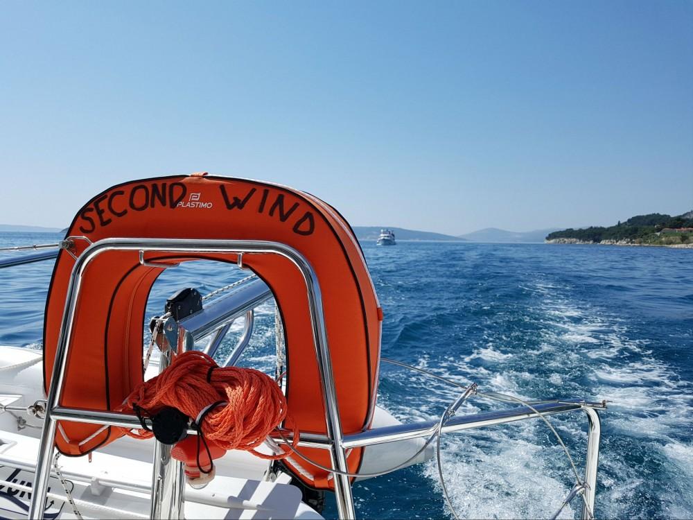 Noleggio yacht Spalato - Lagoon Lagoon 400 S2 su SamBoat