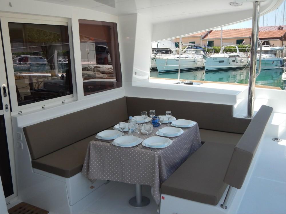 noleggio Catamarano Spalato - Lagoon Lagoon 400 S2
