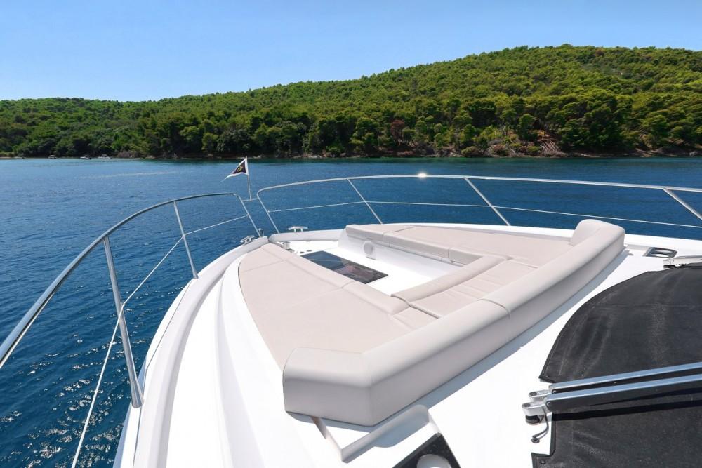 Noleggio barche Croazia economico Sunseeker Manhattan 52