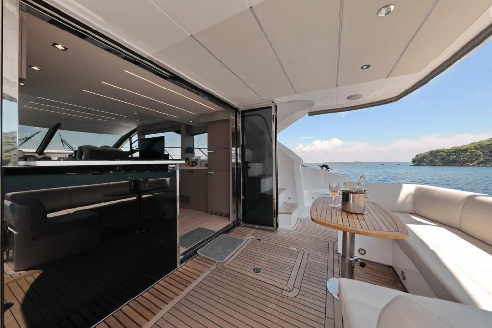 Barca a motore a noleggio Croazia al miglior prezzo