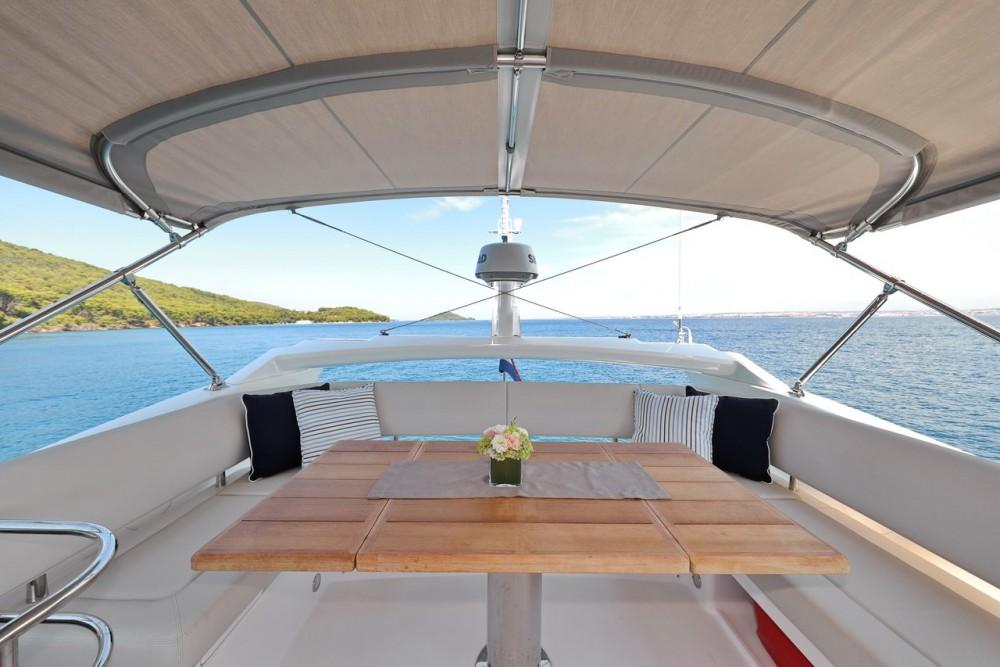 noleggio Barca a motore Croazia - Sunseeker-International Sunseeker Manhattan 52